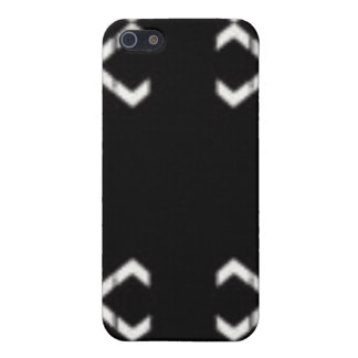 Black abd White  iPhone 5/5S Cover