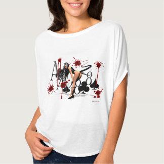Black Aces & 8s  The Dead Man's Hand T Shirt
