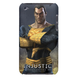 Black Adam Barely There iPod Cover