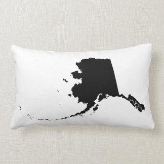 Black Alaska Shape Lumbar Cushion