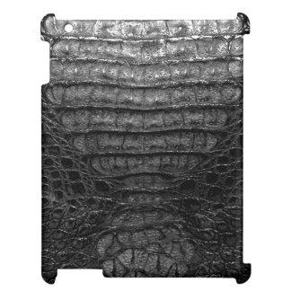Black Alligator Skin Print mini iPad Case iPad Mini Cover