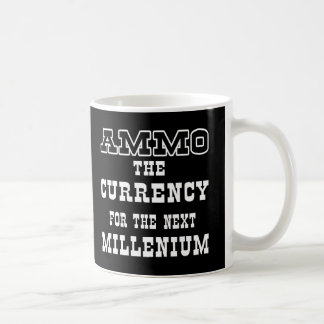 Black Ammo Currency Next Millenium Coffee Mug