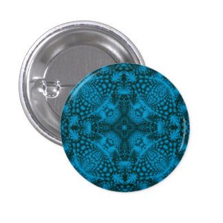 Black And Blue Buttons And Pins