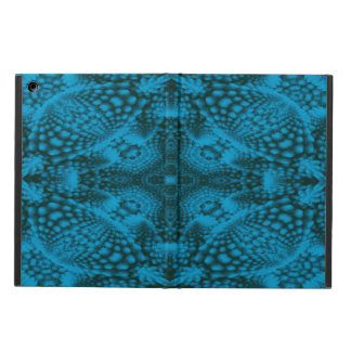 Black And Blue Colorful iPad Air Cases