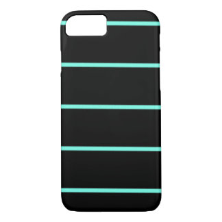 BLACK AND BLUE iPhone 7 CASE