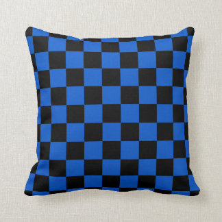 Black and blue - Italian football club - Inter Cushion