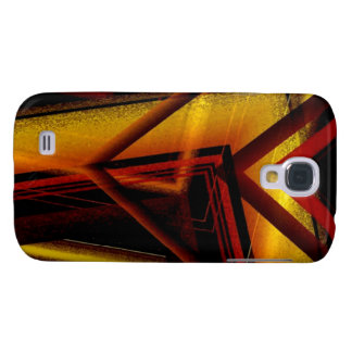Black and Brown Samsung galaxy s4 cover