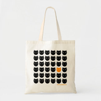 Black and Ginger Cat Bag