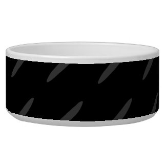 Black and Gray Background Design, Thin Ovals.