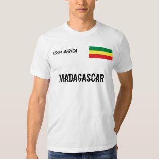 Black and proud Madagascar T Shirts
