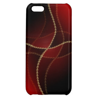 Black and Red iPhone 5C Cases