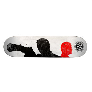 Black and Red Skateboard Decks