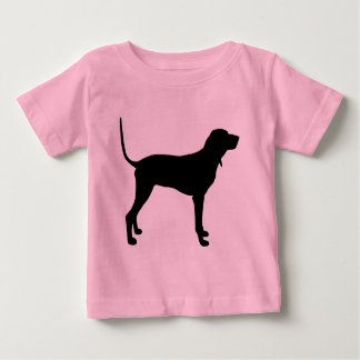 Black and Tan Coonhound Baby T-Shirt