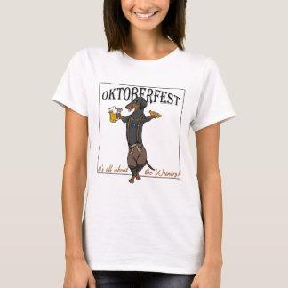Black and Tan Smooth T-Shirt