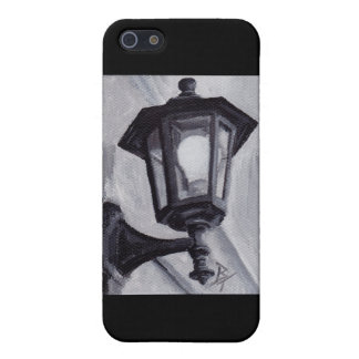 Black and White aceo IPhone 4 Case