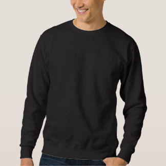 Black and White Baby Stroller. Sweatshirt