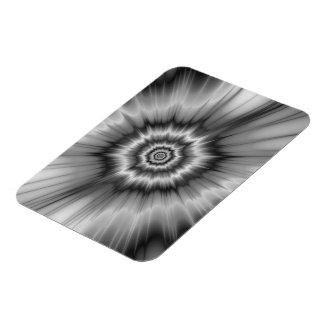 Black and White Bang! Photo Magnet Rectangular Magnets