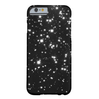 Black and White Barely There iPhone 6 Case