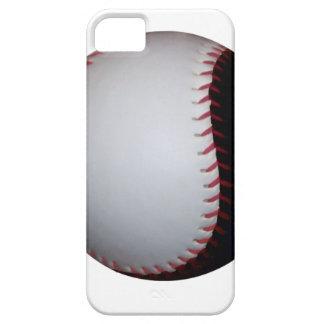 Black and White Baseball / Softball iPhone 5 Cover