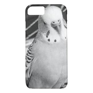 Black and White Bird Case