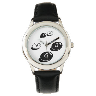black and white candy watch