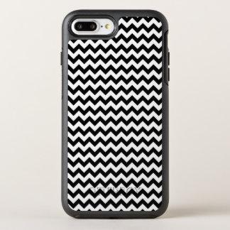 Black and White Chevron OtterBox Symmetry iPhone 7 Plus Case