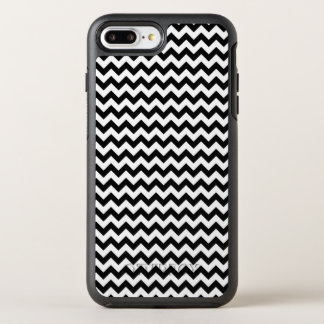 Black and White Chevron OtterBox Symmetry iPhone 8 Plus/7 Plus Case