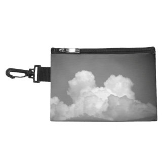 Black And White Cloud 2 Accessory Bag