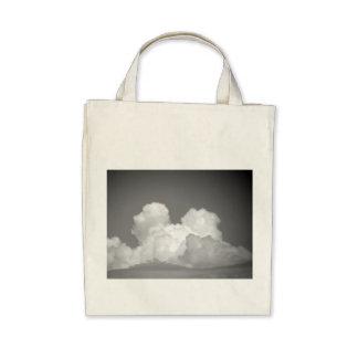 Black And White Cloud 2 Bag