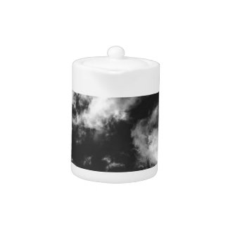 Black and White Cloudy weather