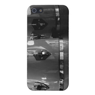 Black and white conga drums photo cases for iPhone 5