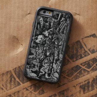 Black and white cowboy iphone 6 tough tough xtreme iPhone 6 case