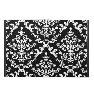 Black and White Damask iPad Air Case