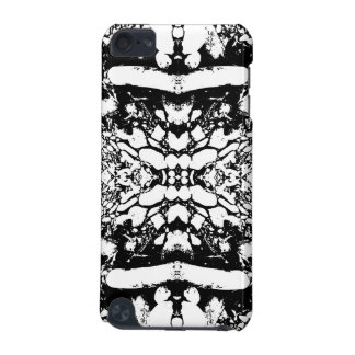 Black and White Digital Art. iPod Touch 5G Case