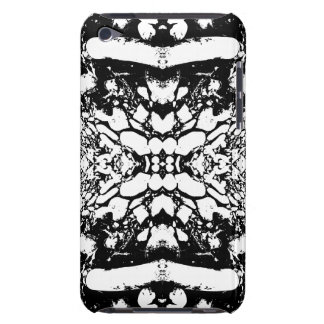 Black and White Digital Art. iPod Touch Cases