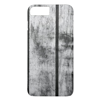 BLACK AND WHITE FENCE iPhone 7 PLUS CASE