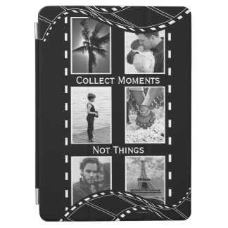 Black and White Film Reel iPad Pro Cover