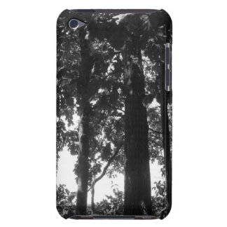 Black and White Forest iPod Case-Mate Case