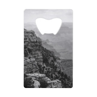 Black and White Grand Canyon Bottle Opener