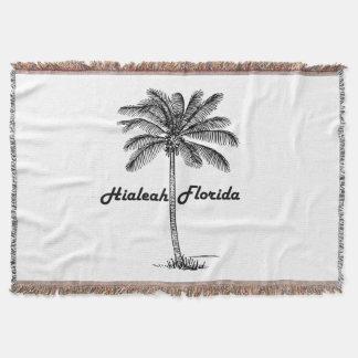 Black and White Hialeah & Palm design