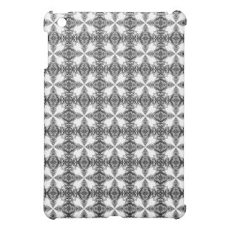 Black and White Intricate Pern. iPad Mini Case