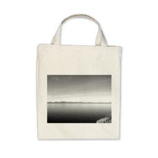 Black And White Landscape 10 Bag
