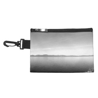 Black And White Landscape 10 Accessory Bags