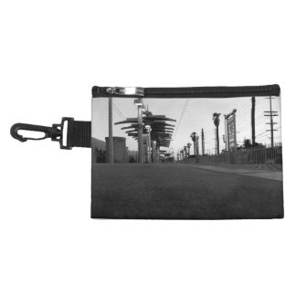Black And White Landscape 2 Accessory Bags