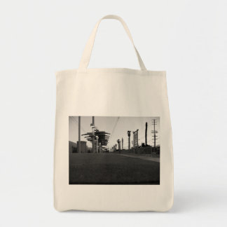 Black And White Landscape 2 Bags