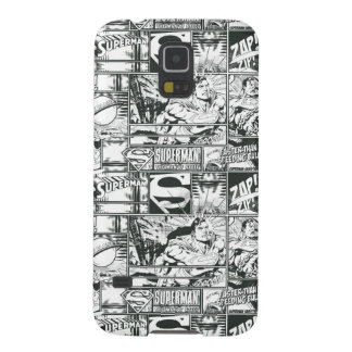 Black and White Logos Galaxy S5 Case