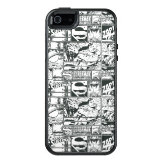 Black and White Logos OtterBox iPhone 5/5s/SE Case