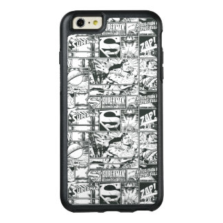 Black and White Logos OtterBox iPhone 6/6s Plus Case