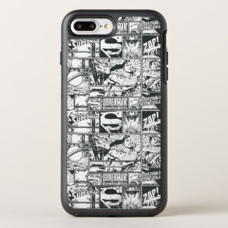Black and White Logos OtterBox Symmetry iPhone 7 Plus Case