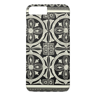 Black and White Mandala Motif by Vision Studio iPhone 8 Plus/7 Plus Case